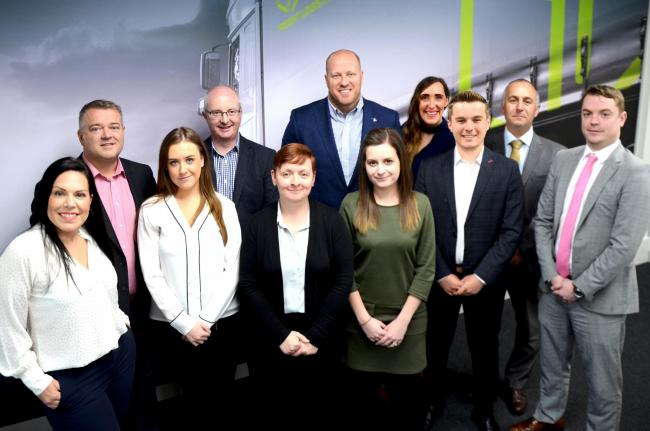 Freight Logistics Solutions, of Pontypool,  has appointed 10 new staff