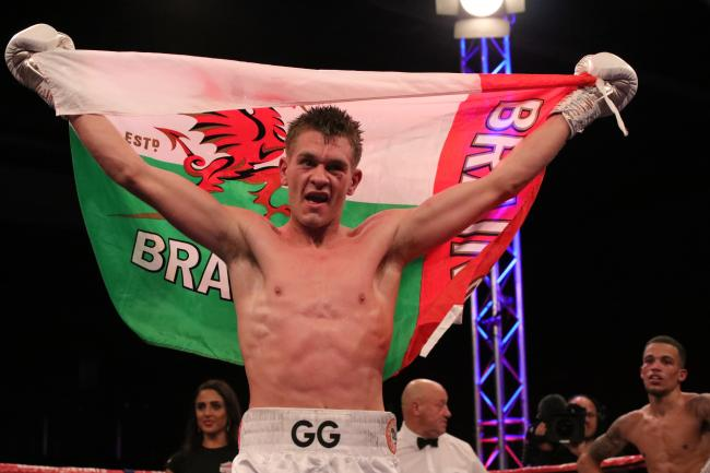 BUZZING: Gavin Gwynne can't wait to take on British and Commonwealth lightweight king Joe Cordina at the O2. Picture: www.liamhartery.com