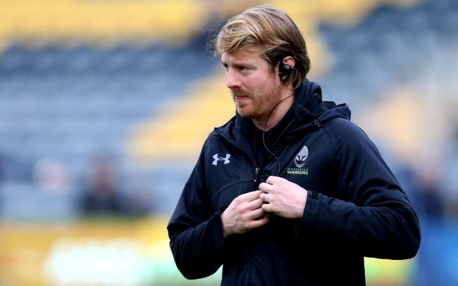 CONSULTANT: Dean Ryan has brought Simon Cross in to work with the Dragons' defence this summer