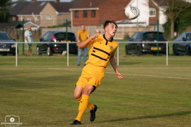 MOVE: Newport County academy star Jay Williams has joined Fulham. Picture: @nicnacnoopixs