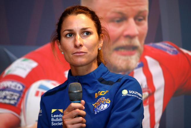 Hill: Domestic double would mean everything for Leeds Rhinos