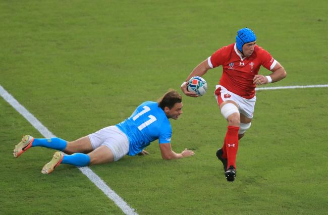 Tipuric: Wales can't face more quarter-final pain