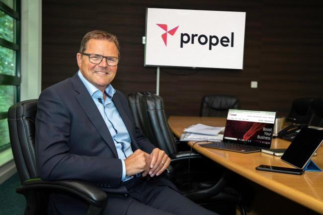 Mark Catton, CEO at Propel Finance