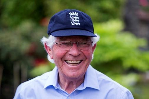 LEGEND: Glamorgan's Alan Jones with his England cap (Picture: Huw Evans Agency courtesy of ECB)