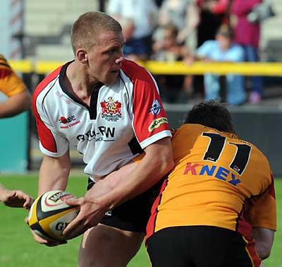 POOLER RETURN: Tom Organ