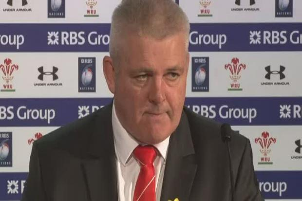 Gatland confirmed as Lions boss