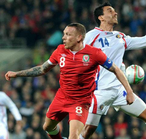 CONSIDERING FUTURE: Craig Bellamy