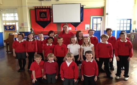 St Gwladys Primary Eco Council