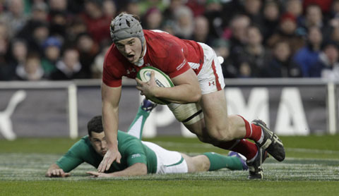 Davies back to boost Wales