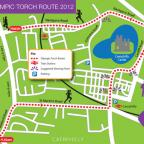 Campaign Series: Where you can see the Olympic Torch relay in Caerphilly