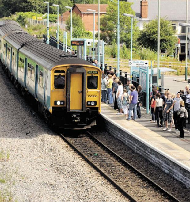 Valley lines to be electrified 'by 2019'