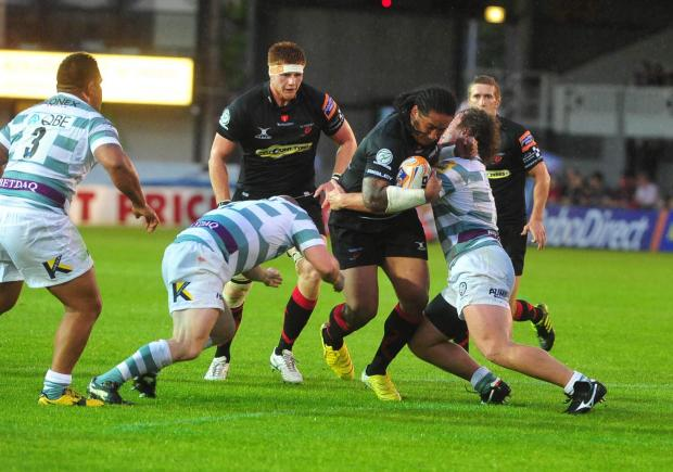 Victory a timely boost for the Dragons
