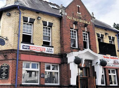 OWNER FINED: Newbridge Hotel