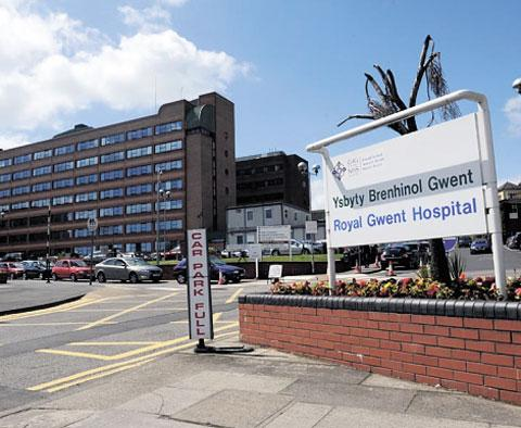Health board chiefs back £3.3m spend at Royal Gwent