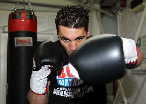 WORLD CHAMPION: Nathan Cleverly