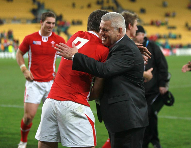 Gatland: I could have lost a leg