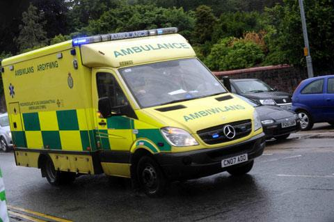 Gwent ambulance response times improve