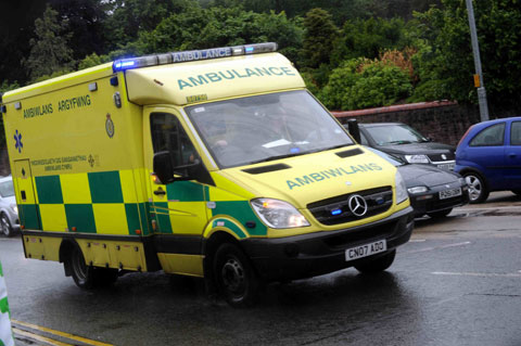Ambulance response times slower across Gwent