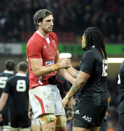 RULED OUT: Ex-Dragons star Luke Charteris