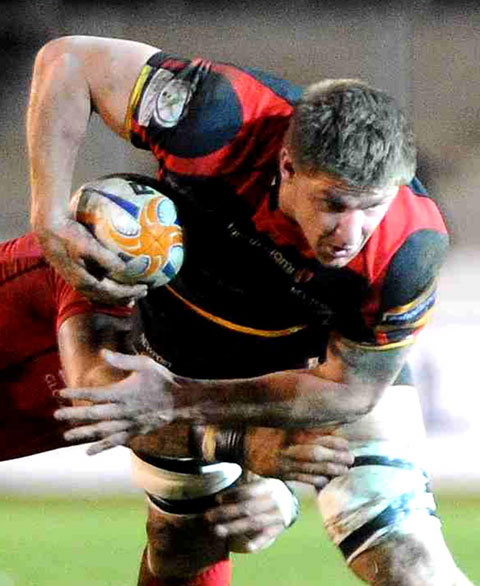 Dragons flanker Darren Waters on brink of return
