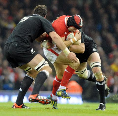 Campaign Series: Gerald Davies: Leigh Halfpenny can be Wales' attacking spark