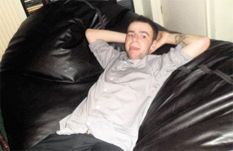 CALL FOR INFORMATION: Thousands have joined a group aiming to find Kyle Vaughan, who has been missing for four weeks