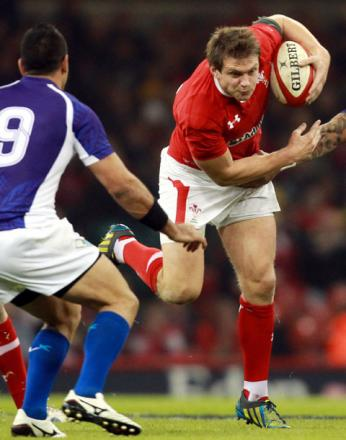 IN FORM: Dan Biggar