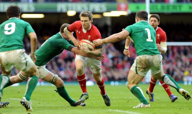 We'll give France a Biggar worry insists fly half Dan