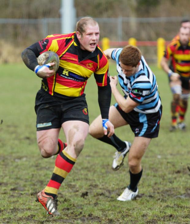 PREVIEW: Blackwood RFC v Carmarthen Quins - Swalec Cup quarter-final