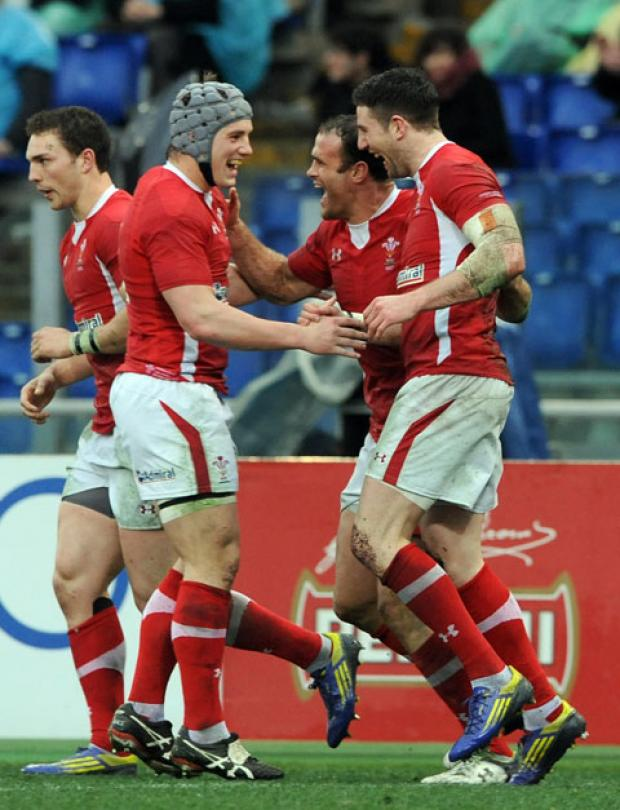 Campaign Series: Wales now focus on Murrayfield hat-trick