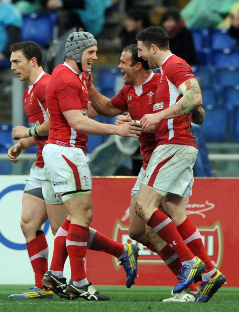 Wales now focus on Murrayfield hat-trick