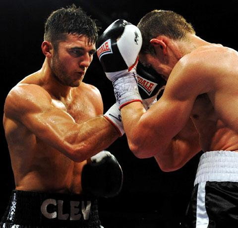 Nathan Cleverly: I don't want to be hanging around for unification fights