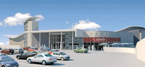 PLAN: How Bargoed 's new cinema might look