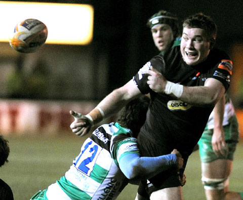 Gustafson gets chance to impress as Dragons hooker