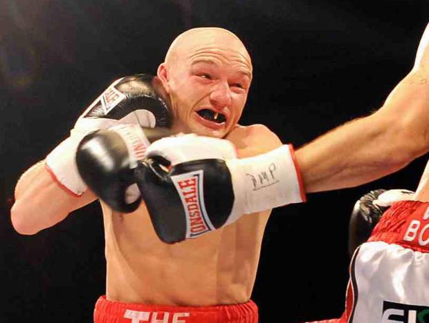 LAST BOUT: Gavin Rees will retire after his rematch with Gary Buckland on May 17