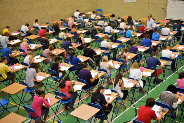 One examiner's marking to be re-done in Welsh GCSE row