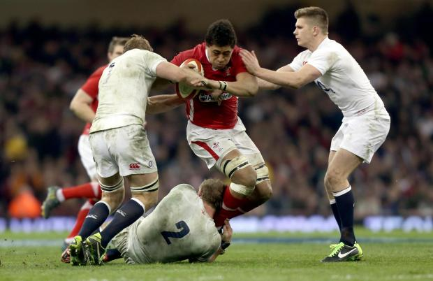 Campaign Series: READY FOR BATTLE: Dragons star Taulupe Faletau