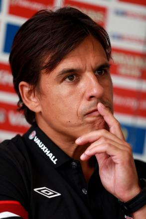 Coleman won't quibble wherever Andorra game is staged/Dibble
