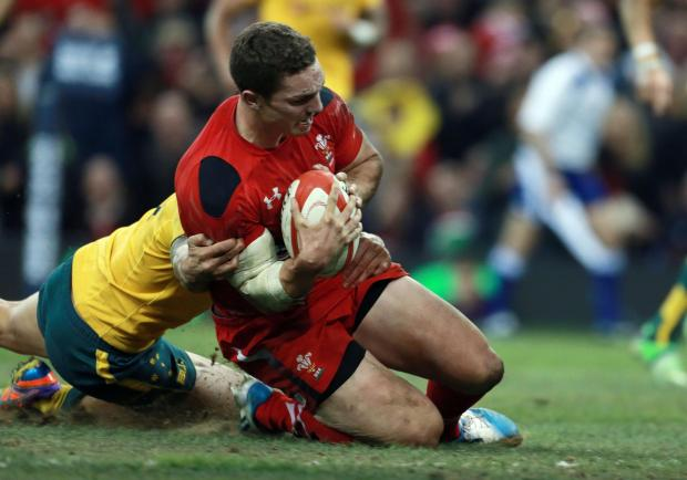 Campaign Series: Wales wing George North gets green light for first Test