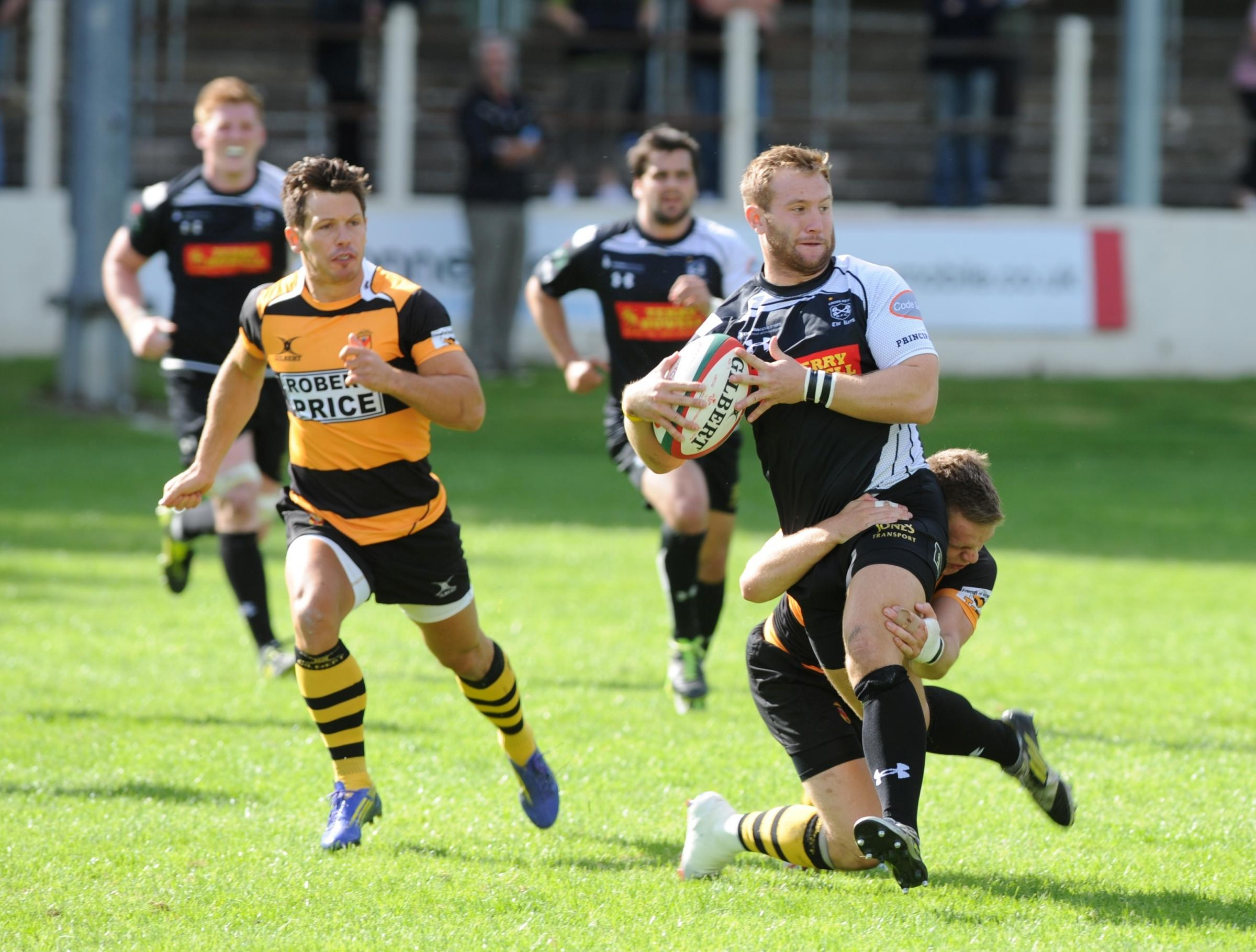 Cross Keys wary of wounded Wizards