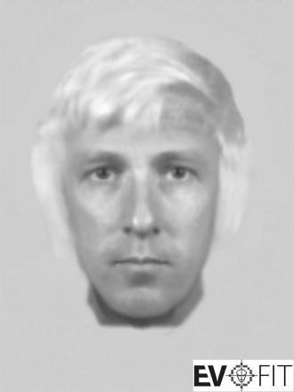 Gwent Police have released this impression of what the attacker looks like