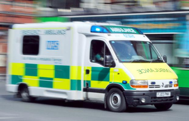Bargoed man jailed after drug-fuelled attack on ambulance crew