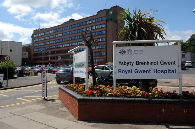 Gwent health board facing £100m budget gap