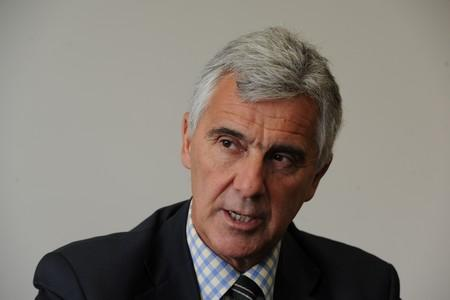 TV DEBATE: Newport Gwent Dragons chief executive Gareth Davies