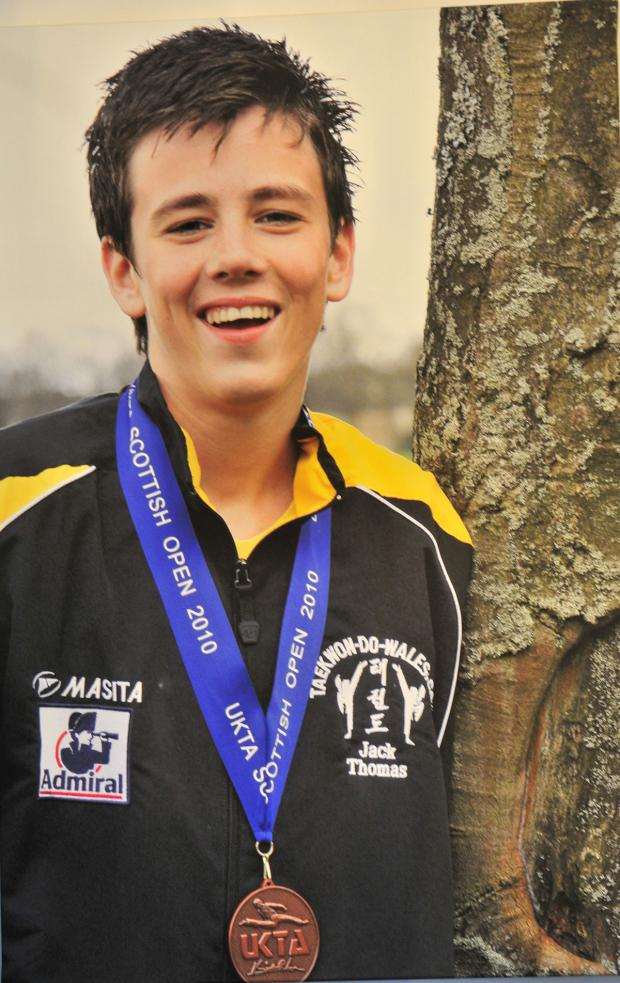 Campaign Series: INSPIRATION: Oakdale teenager Jack Thomas