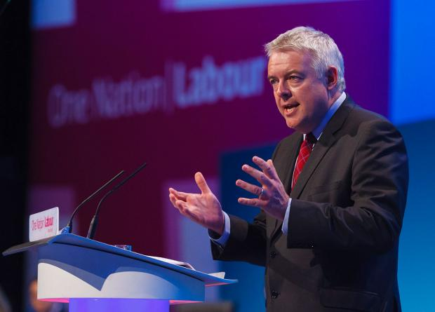 REMEMBRANCE: Welsh First Minister Carwyn Jones will join a national service of remembrance today for the victims of the Holocaust