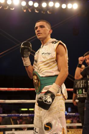 SO CLOSE: St Joseph's star Lee Selby