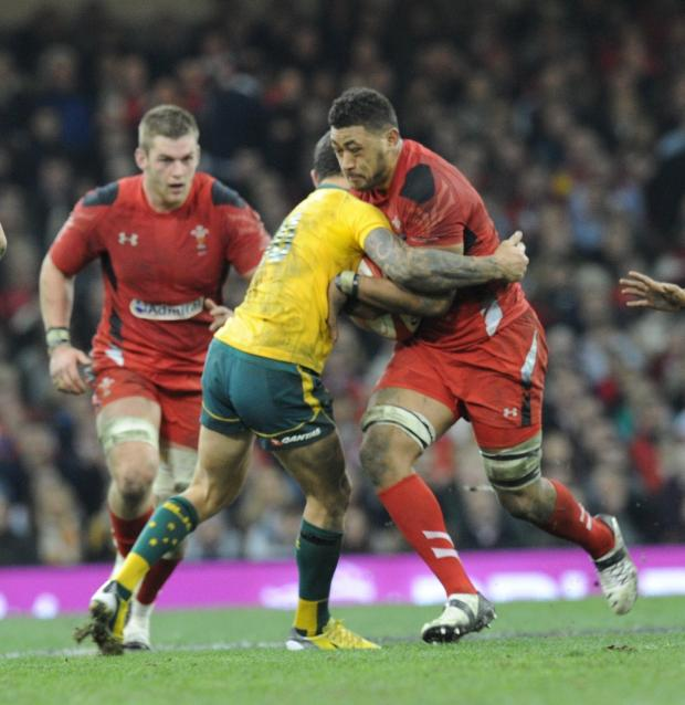 Campaign Series: Wales ace Toby Faletau pleased that Sergio Parisse is back to lead Italy charge