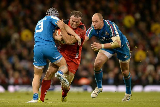 How Wales rated against Italy