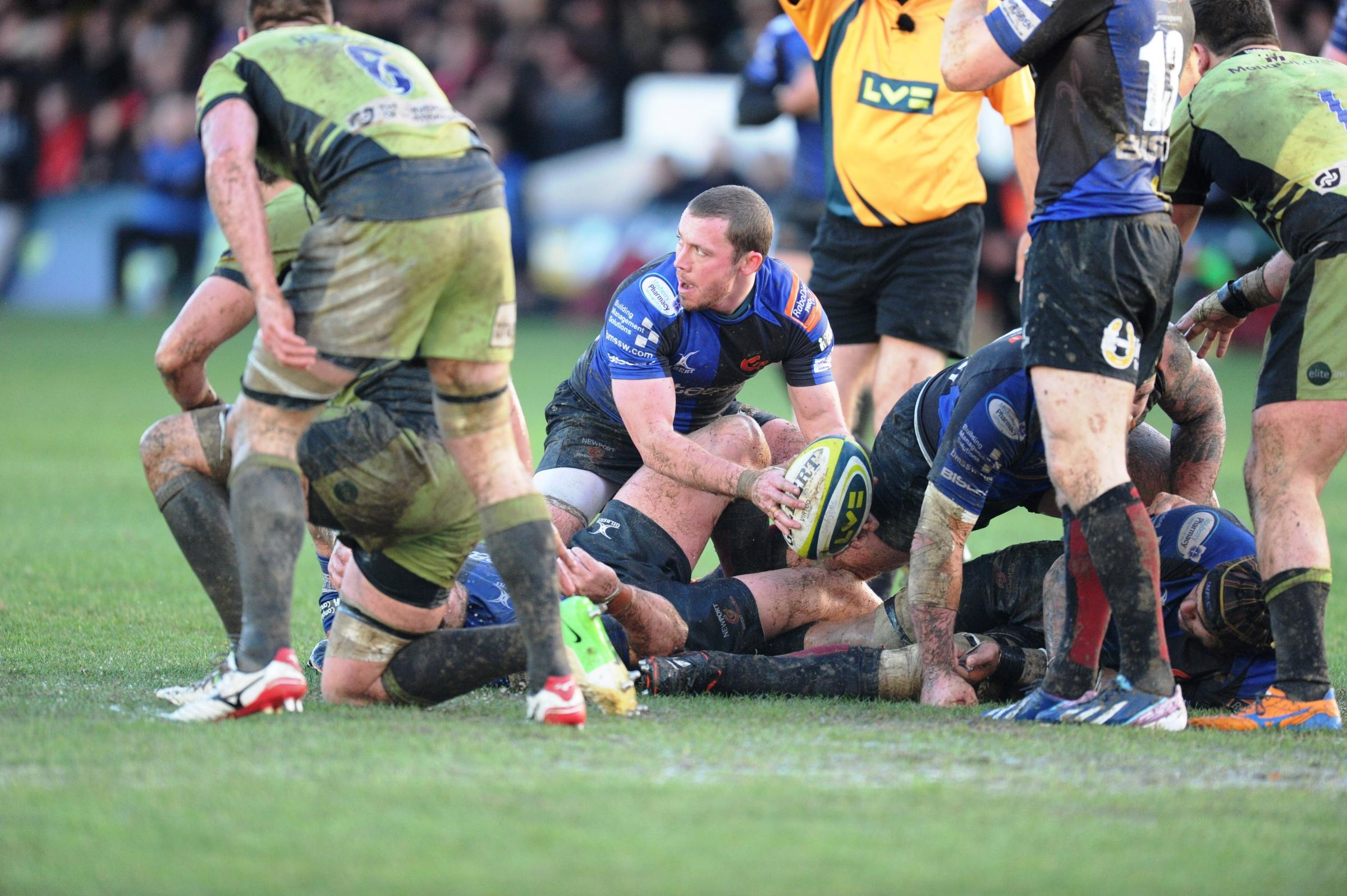 Richie Rees: Dragons need to get season back on track